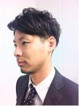 クール ヘアー ギャラリー 神明町店(COOL Hair gallery)今旬個性派マッシュ