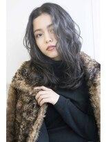 ソーコ(SOCO)【SOCO】くせ毛カバー黒髪スタイル簡単スタイリングモテ髪パーマ