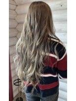 クレエ ヘアー デザイン(creer hair design)ハイトーンカラー