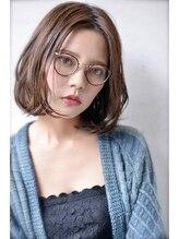ロイジー(roijir)roijir☆石田朱乃☆ニュアンスボブ03-6447-2205