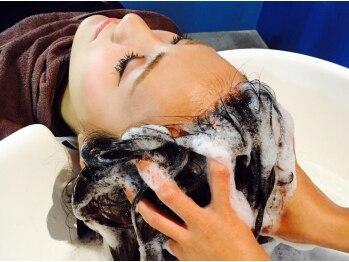 オハナ ヘアサロン(OHANA hair salon)の写真/【大好評】常連のお客様からも大人気!技術を追求し続ける「OHANA」だからこそできる充実スパメニュー