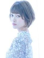 ウィルゴ(VIRGO)【VIRGO】橋元リョウイチ ヴェールウェーブ50代小顔ショート