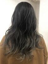 ナンバースリーヘアーラウンジ 溝の口本店(Number Three)大人グラデーション【Number Three hair lounge 溝の口店 】