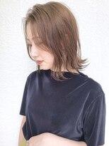 ノイ(noi)#noi_style シルバーベージュボブ