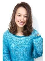 ヘアーメイク リアン 新田辺店(Hair Make REAN)◆REAN 京田辺/新田辺◆大人可愛いミディアムスタイル