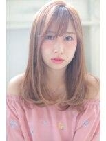 ジーナシンジュク(Zina SHINJYUKU)☆Zina☆ルーズピンクベージュ