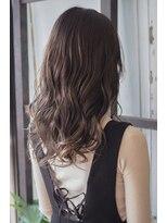 リタへアーズ(RITA Hairs)[RITA Hairs]ヌーディーグレージュxラフ巻きmix♪[お客様snap]
