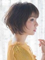 オジコ(ojiko)☆月曜日も営業☆【ojiko.】オトナ女性のふんわりショートボブ