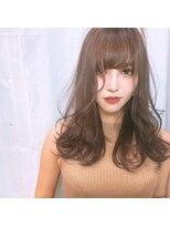 ピア(Pia)【pia】【大人女性ストカールカラー】