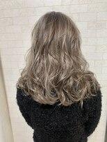 アルマヘア(Alma hair)シャンパンベージュ☆イルミナカラー【Alma hair】