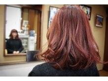 ヘア ロココ(hair LOCOCO)の雰囲気(ヘアカラーはロココのイチオシ技術です!!ご相談ください♪)