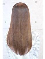 【ONE HAIR】トリートメントで作る☆ツヤ感ロング