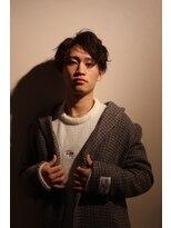 メンズヘアースパイス ユメサキ(Men's Hair SPICE -yumesaki-)アンニュイスパイラル