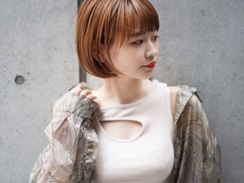 ビコシスター(bico sister)の写真/一人一人の髪質や骨格、お悩みなど全体のバランスを考えて理想のスタイルに。