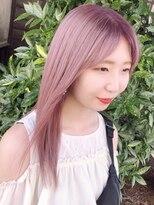 コレット ヘアー 大通(Colette hair)☆プラチナピンク☆
