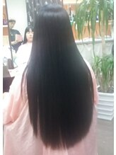 シャングリラ Shangri‐La ヘアメイク hairmake