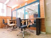 サクッといける美容室 西千葉店の雰囲気(西千葉駅徒歩1分 【西千葉】)