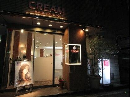 ヘアースタジオ クリーム(HAIR STUDIO CREAM)の写真