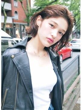 ローブ アオヤマ(LOAVE AOYAMA)【LOAVE】 外国人風 / フレンチ レトロシティーガール × mikiro
