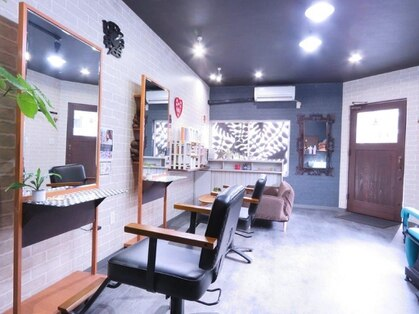 白髪染め専門店 ティールーム(T.ROOM)の写真