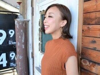 ニア ヘアルーム(near.hair room)の写真/【リピーター急増中★】その日だけ可愛いじゃダメ。再現性が高いので、毎日サロン帰りのスタイルが続く―。