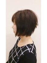ファルコヘア 立川店(FALCO hair)米倉風ショート