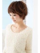 ヘアリゾートノア 銀座(hair resort Noah)Noahスタイル☆ショートヘア×旬なゆるふわパーマ=おしゃれ