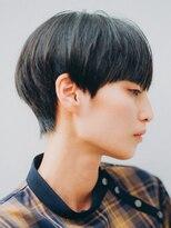 レガーレ(Legare)黒髪の奥行きショート