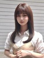 ドォート(Dote hair make)【林's】髪質改善トリートメント 大人かわいいココアブラウン