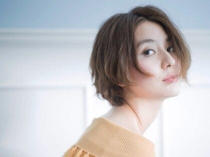 ムード 金沢文庫 hairdesign&clinic mu;dの写真