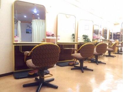 双葉美容室 グランドホテル浜松の写真