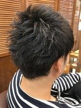 ヘア ドレッシング ステラ(Hair Dressing Stella)men's short