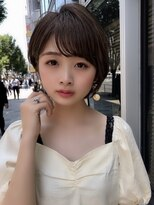 ロンド 表参道店(Lond)【津賀雅也】都会ショートヘアーで横顔美人に☆ 大人美人
