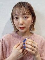 ガーデントウキョウ(GARDEN Tokyo)【GARDEN荒井夏海】大人かわいいおしゃれボブ