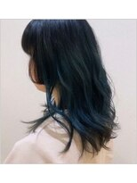 サラ ニジュウイチ ビューティーサイト(SARA21 Beauty Sight)グラデーション/ブルー系