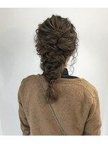 テラスヘア(TERRACE hair)お呼ばれヘアセット