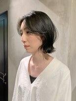 エルアンドコー(L & Co)【MASARU】ニュアンスショートミディ