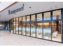 エフ イチリン 本八幡店(F.ICHIRIN)の雰囲気(自然光溢れる店内。グリーンが店内を彩り、非日常を演出♪)