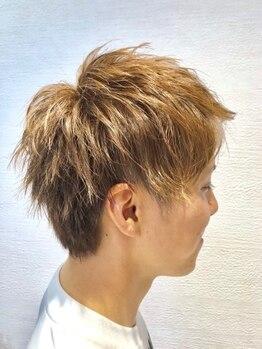 イーズヘアー(Eaze Hair)の写真/【メンズ専門サロン/佐賀大学近く】 すべてマンツーマン施術。簡単にキマる、爽やかな好感度◎Styleに!