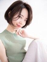 """ファミリーズ 六甲店(FAMILY'S)耳にかけられる""""ひし形""""エアリーショート"""