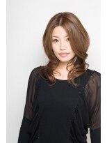 ブン デュエ 名古屋北店(BUN duet)しっとり艶髪★ナチュラルセミロング
