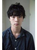 [Cafune/池袋]☆黒髪モード束感ショート☆