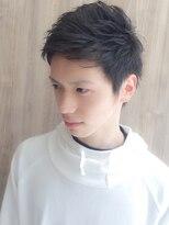【学生オススメ】爽やかクールなモテ黒髪ショートスタイル