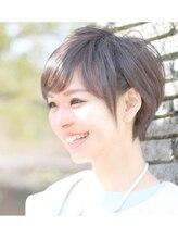 リゾートフォーヘアー(ReSORT for hair)ナチュ☆マッシュショート