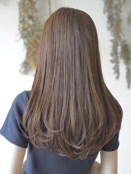 ジュエ(jouer)の写真/【髪質改善ヘアエステ】本気で髪質改善をしたい方にオススメのヘアエステ☆根本から美しく健康的な髪質へ♪