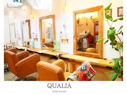クオリア(QUALIA)の写真