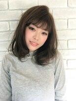 ヘアーアンドリラックス スウィート(Hair&Relax SWEET)透け感 バング/SWEET/星野知美