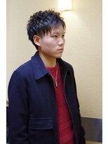 銀座マツナガ 箱崎店(GINZA MATSUNAGA)【マツナガ箱崎】束感ムービングショート