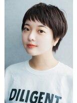 リル ヘアーデザイン(Rire hair design)【Rire-リル銀座-】オシャレマッシュショート☆