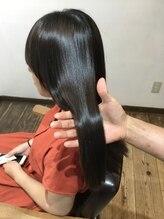 プレイヘアーマイフ(play hair Maif)リンゴ酸ストレート